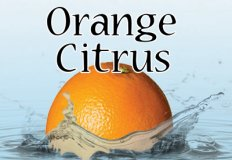 Orange Citrus Flavor E-Liquid