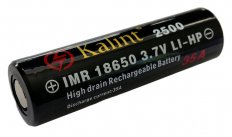 18650 Battery Kalint 2500mAh 35A