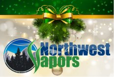 Northwest Vapors Christmas Gift