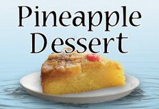 Pineapple Dessert Flavor E-Liquid