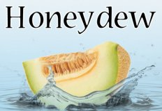 Honeydew Melon Flavor E-Liquid