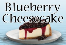 Blueberry Cheesecake Flavor E-Liquid
