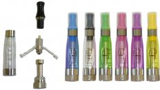 CE5 Clear Cartomizer for KGO/EGO - CLOSE OUT SPECIAL!