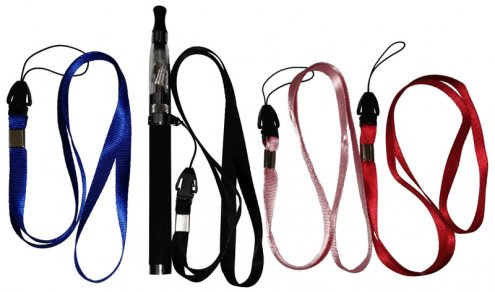 Polyester Lanyard for EGO Battery and Enhanced Pass-Through