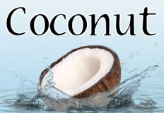 Coconut Flavor E-Liquid
