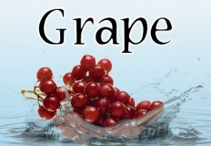 Grape Flavor E-Liquid