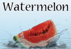 Watermelon Flavor E-Liquid