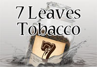 7 Leaves Tobacco - Silver Cloud Edition