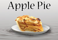 Apple Pie - Silver Cloud Edition