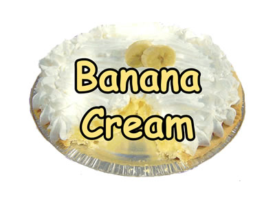 Banana Cream Flavor E-Liquid