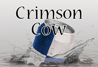 Crimson Cow - Silver Cloud Edition