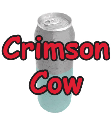 Crimson Cow Flavor E-Liquid