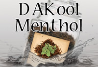 DAKool Menthol Tobacco - Silver Cloud Edition