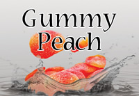Gummy Peach - Silver Cloud Edition