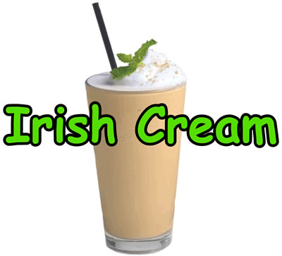 Irish Cream Flavor E-Liquid