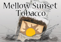 Mellow Sunset Tobacco - Silver Cloud Edition