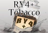 RY4+ Tobacco - Silver Cloud Edition