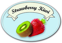 Strawberry Kiwi - Silver Cloud Edition