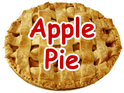 Apple Pie Flavor E-Liquid