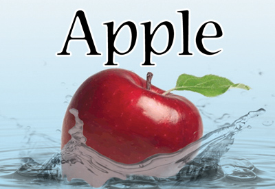 Apple Flavor E-Liquid