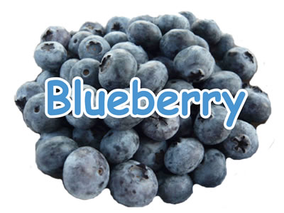 Blueberry Flavor E-Liquid