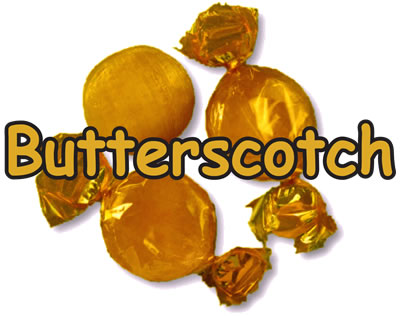 Butterscotch Flavor E-Liquid