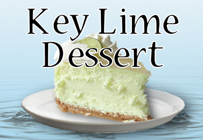 Key Lime Dessert Flavor E-Liquid