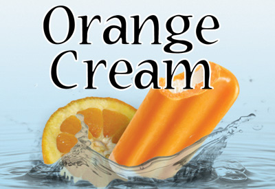 Orange Cream Flavor E-Liquid
