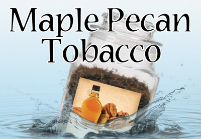Maple Pecan Tobacco Flavor E-Liquid