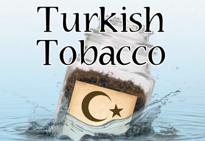 Turkish Tobacco Flavor E-Liquid
