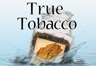True Tobacco Flavor E-Liquid